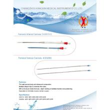 Femoral Kanülen für Herzchirurgie