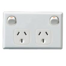 Enchufe de interruptor de estilo australiano (C215)