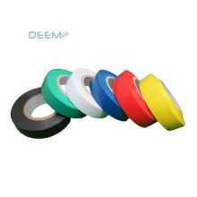 DEEM Customized Logo Strong Adhesion PVC Insulation Electrical Rubber Tape