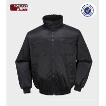 Herren TC Winter Bomber Arbeitskleidung Jacke mit reflektierendem Rohr