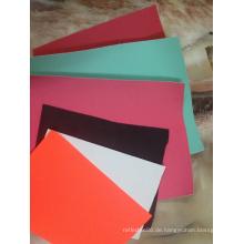 Reflektierende farbige TPU (FBS-RCT001)