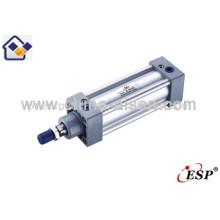 Серия Si ISO6431standard компактные цилиндры воздуха