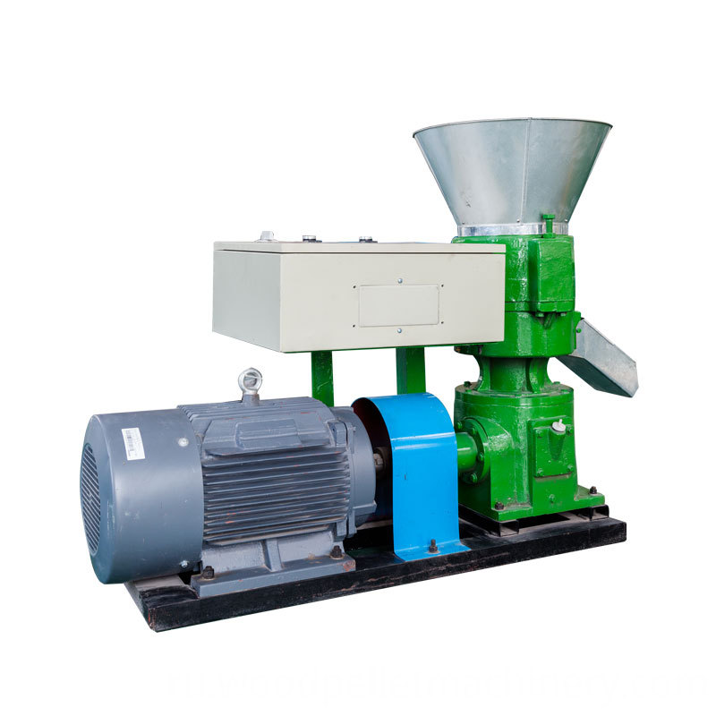 chicken feed pellet machine