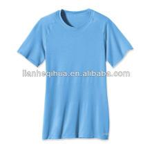Camisa de confecção de malhas fresca do verão 2014