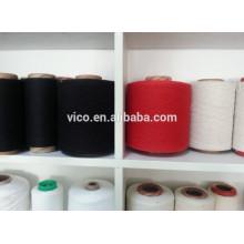 Hilo de algodón regenerado OE para tejer
