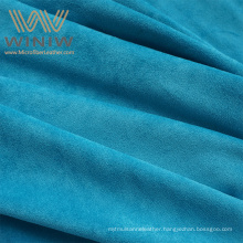 Eco Friendly Pu Synthetic Recycled Leather Fabric For Garments