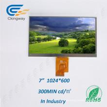 Personalizar el tamaño Módulo de pantalla LCM Pantalla táctil de pantalla táctil de alta resolución