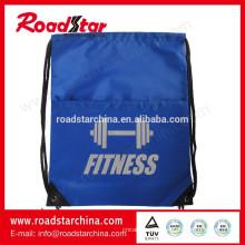 Cкладная сумка 100% полиэстер Светоотражающий подпруга для безопасности