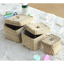 (BC-ST1068) Прекрасная традиционная корзина для соломы ручной работы Hot-Sell