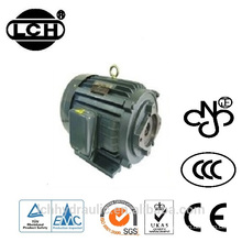 ac induction motor 10kw with 15.87mm shaft and 21.7mm shaft electric motor