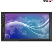 Lecteur MP5 MP3 double DIN 2DIN double avec système Wince Ts-2019-2