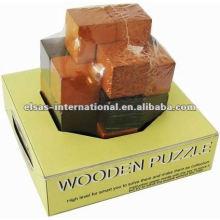 puzzle en bois de style iq imagin
