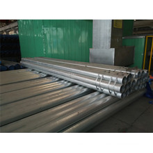 Porforated Plated Galvanized Steel Pipes