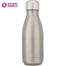 Оптовая спорта на открытом воздухе колу 350мл вакуумный 18/8 вода бутылки из нержавеющей