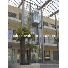 Hydraulic Panoramic/Observation Elevator