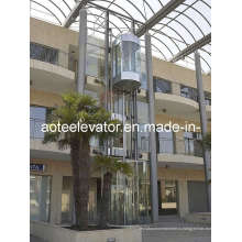 Гидравлический панорамный / наблюдательный лифт