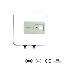 Europa tipo quente alojamento aço material elétrico armazenamento aquecedor de água quente para o chuveiro
