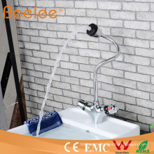 Spring Loaded Thermastatic Basin Faucet Water Tap Qh0207A