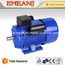 Motor monofásico para trabajo pesado de la serie Yc con bajo nivel de ruido y estándar IEC