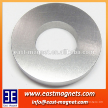 N50 ndfeb big ring magnet/N50 neodymium large powerful magnet for sale