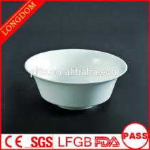 2015 New Design ceramic/porcelain soup bowl rice bowl