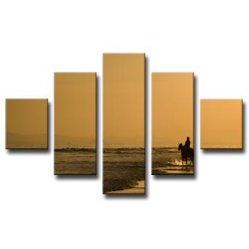 Encadrée Moderne Mur Décoration Toile Impression Peinture