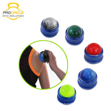 Smooth Neck Shoulder and Back Self Therapy Massage Ball Roller