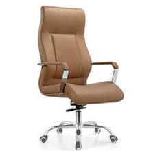 Chaise en cuir de bureau de bureau de haute qualité (HF-BLA393)