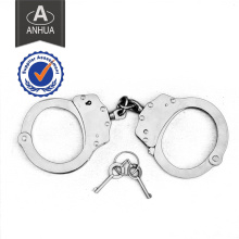 Police Handcuff with Double Locking System