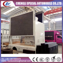 LED Mobile Advertising Truck Upper Body