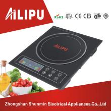 Ustensiles de cuisine des appareils ménagers avec cuisinière à induction