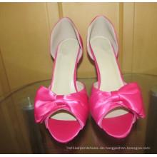 Neues Design Damen High Heel Brautkleid Stiletto (HCY02-1656)