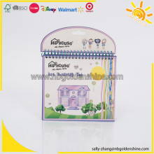 OEM Supplier for for Sketch Books Kids Art Activity Sketch Set Book export to Spain Exporter