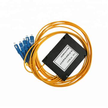 Разветвитель ПЛК типа ABS BOX 1X4