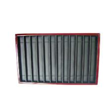12 слот Деревянные покрытия Упругие ювелирные изделия Bracelelt Дисплейный лоток (TH-12BT-BRLW)