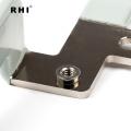 La meilleure barre omnibus de cuivre de courbure isolée par poudre époxyde
