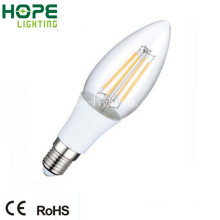 2015 New 4W E14 360 Degree LED Filament Bulb