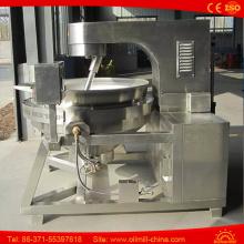 Edelstahl Heißluft Kommerzielle Popcorn Maschine Automatische Popcorn Maschine