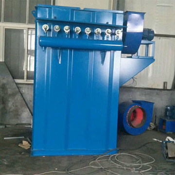 Industrial Coal Fired Boiler Bag Rumah Dust Collector