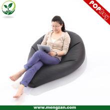 Антикварные королевский размер черный кожаный стул столовой с высоким качеством