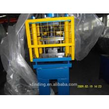Dérouleuse hydraulique froid roll formage usines de feuille de cloison sèche machine