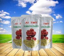 Sachet Tomato Paste Tomato Sauce