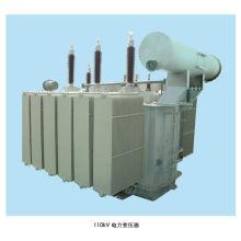 Transformador de energía OLTC 132kV a