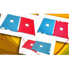 New Hard Plastic Case Cover for iPad 2, Non-Toxic Materials, Light Weight Design