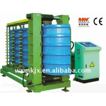 Curving steel pipe roll forming machine