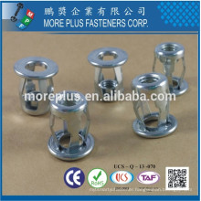 Taiwan High Quality Steel Extra Long Steel Jack Nut M8