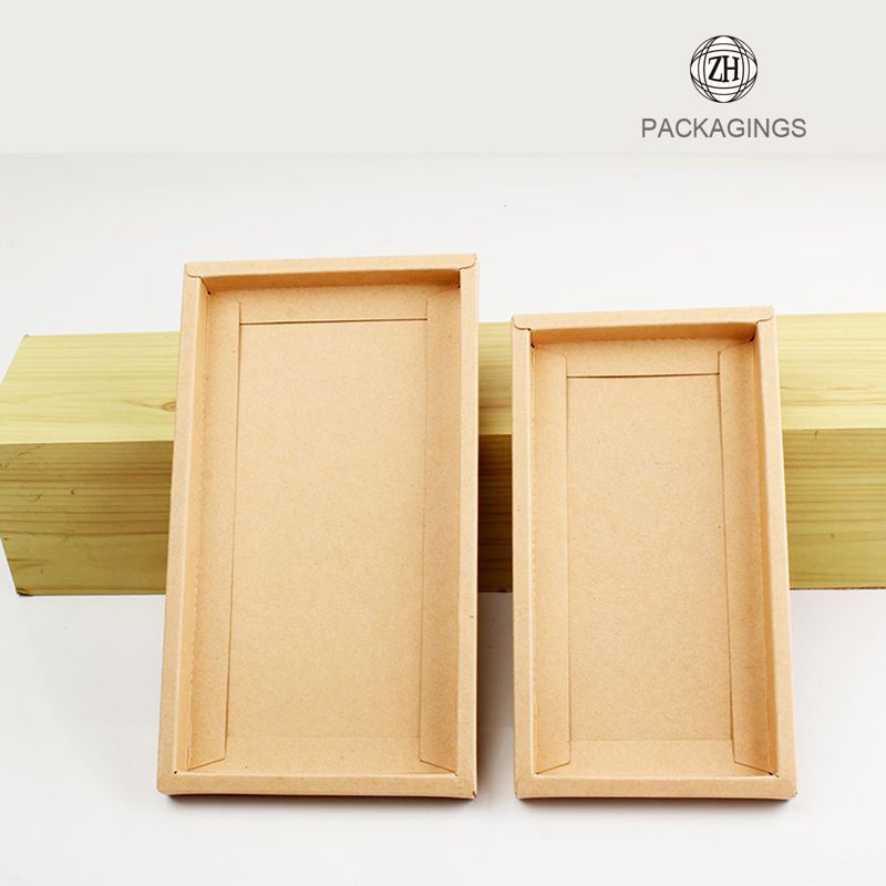 400g craft paper phone case packaging