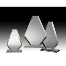 Wholesale Cheap Optic Blank Glass Crystal Awards Plaque