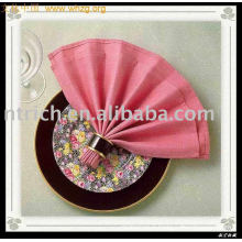 Serviettes de table, serviettes de table en polyester, serviettes utilisation Hôtel/banquet