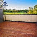 Fornecer 5 anos de garantia HDPE varanda cortina cerca net